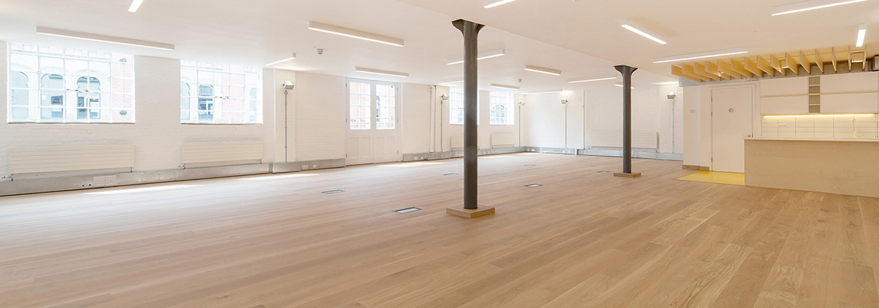 Wooden Floor Installation Services In East Central London
