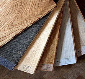 Wooded floor supply